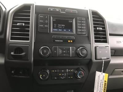 2019 Ford F-550 Super Cab DRW 4x2, Scelzi Platform Body #KEF30028 - photo 17