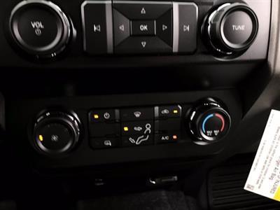 2019 Ford F-550 Super Cab DRW 4x2, Scelzi Platform Body #KEF30028 - photo 19