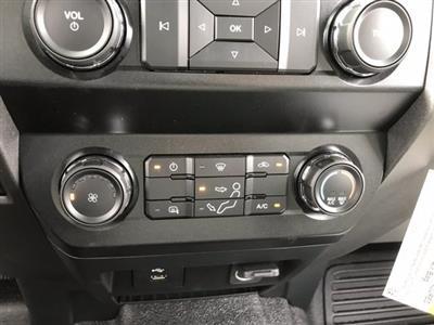 2019 Ford F-550 Super Cab DRW 4x2, Scelzi Platform Body #KEF30028 - photo 20