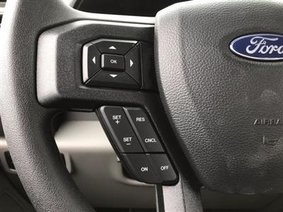 2019 Ford F-550 Super Cab DRW 4x2, Scelzi Platform Body #KEF30028 - photo 24