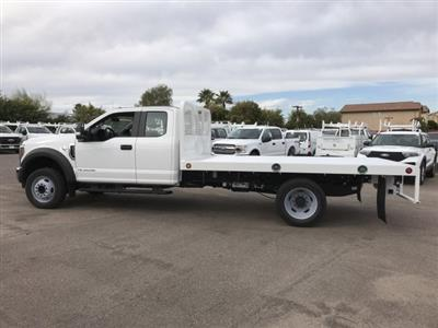 2019 F-550 Super Cab DRW 4x2, Scelzi Platform Body #KEF30028 - photo 5