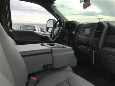 2019 F-550 Super Cab DRW 4x2, Scelzi Platform Body #KEF30028 - photo 10