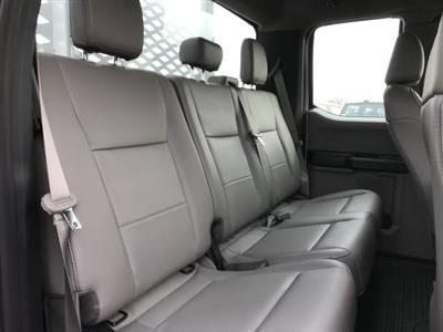 2019 F-550 Super Cab DRW 4x2, Scelzi Platform Body #KEF30028 - photo 12