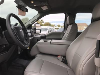 2019 F-550 Super Cab DRW 4x2, Scelzi Platform Body #KEF30028 - photo 16