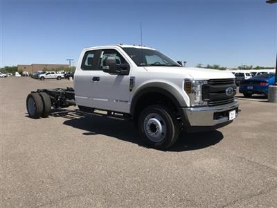 2019 F-550 Super Cab DRW 4x2, Cab Chassis #KEF30029 - photo 1