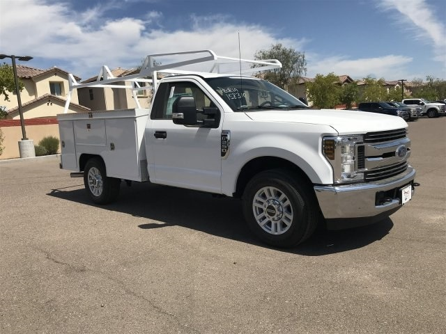 2019 F-250 Regular Cab 4x2,  Scelzi Service Body #KEF66542 - photo 1