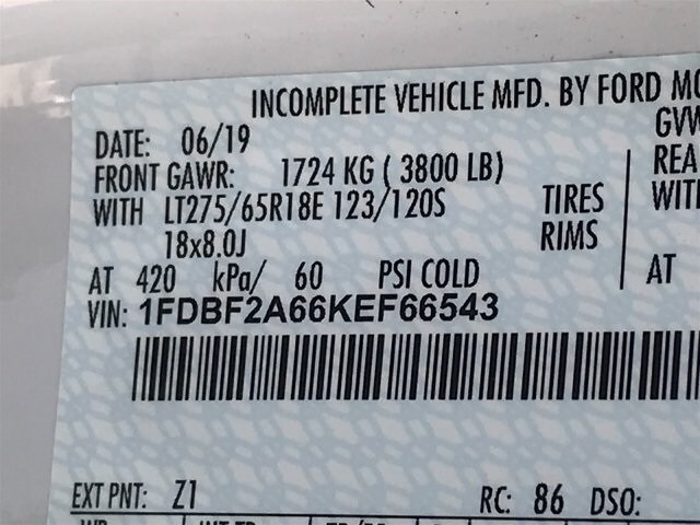 2019 F-250 Regular Cab 4x2, Scelzi Signature Service Body #KEF66543 - photo 20