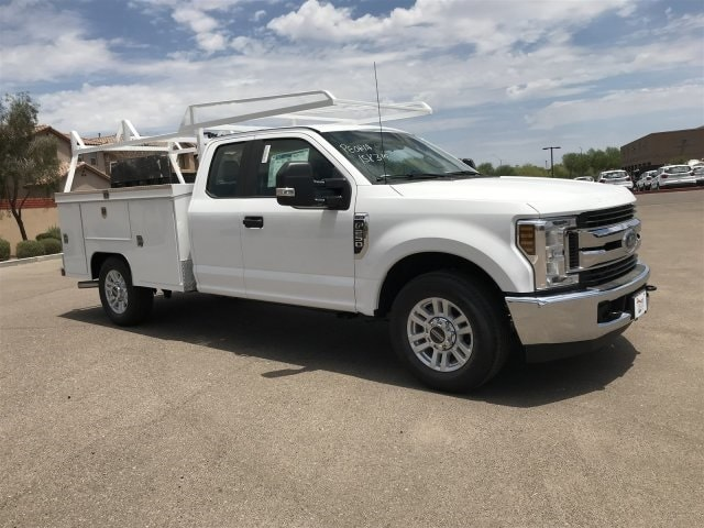 2019 F-250 Super Cab 4x2,  Scelzi Service Body #KEF66551 - photo 1