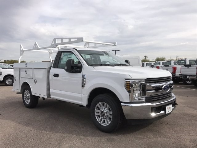 2019 Ford F-250 Regular Cab 4x2, Scelzi Service Body #KEF86053 - photo 1