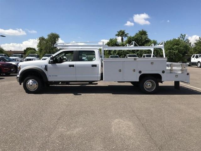 2019 F-550 Crew Cab DRW 4x2, Scelzi SEC Combo Body #KEF86106 - photo 3