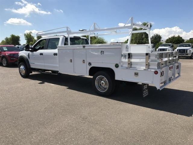 2019 F-550 Crew Cab DRW 4x2, Scelzi SEC Combo Body #KEF86106 - photo 4