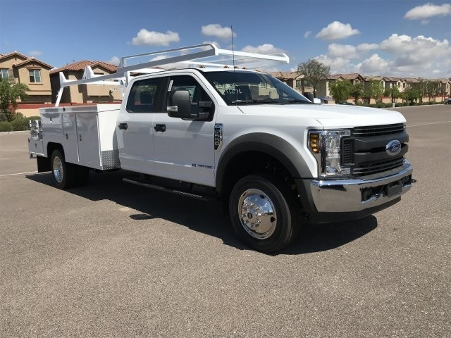 2019 F-550 Crew Cab DRW 4x2, Scelzi Combo Body #KEF86106 - photo 1