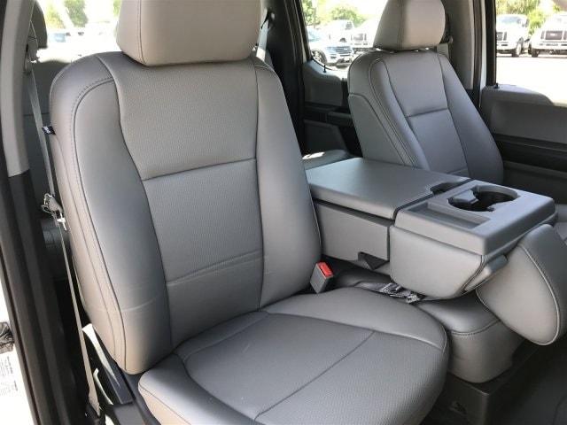 2019 F-550 Crew Cab DRW 4x2, Scelzi SEC Combo Body #KEF86106 - photo 8