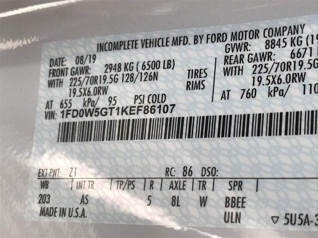 2019 F-550 Crew Cab DRW 4x2,  Scelzi SEC Combo Body #KEF86107 - photo 25