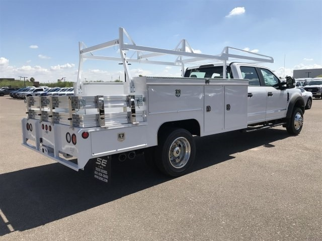 2019 F-550 Crew Cab DRW 4x2,  Scelzi Combo Body #KEF86107 - photo 1