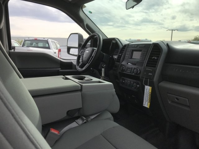2019 F-350 Crew Cab DRW 4x2, Scelzi Landscape Dump #KEF89544 - photo 12