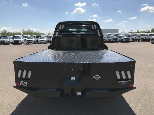 2019 F-350 Crew Cab DRW 4x4,  CM Truck Beds SK Model Platform Body #KEF89572 - photo 5