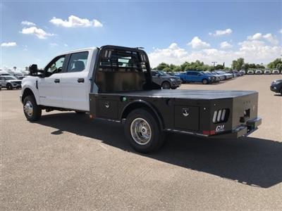 2019 F-350 Crew Cab DRW 4x4,  CM Truck Beds SK Model Platform Body #KEF89572 - photo 4