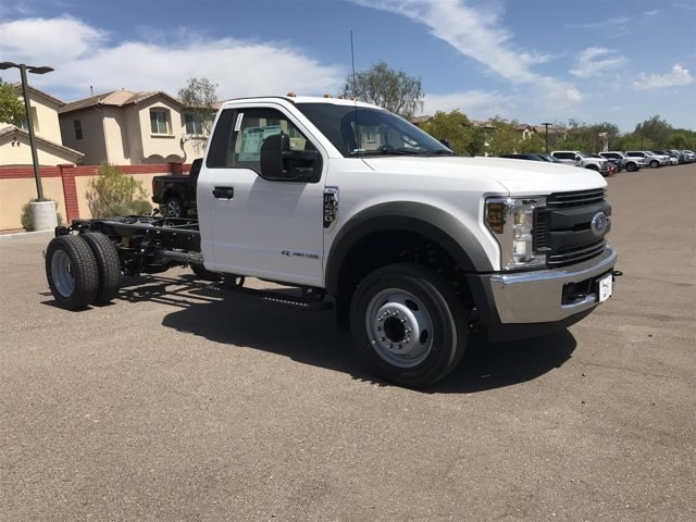 2019 Ford F-450 Regular Cab DRW 4x2, Cab Chassis #KEG06849 - photo 1