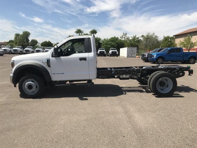 2019 F-450 Regular Cab DRW 4x2, Cab Chassis #KEG06849 - photo 4