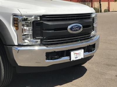 2019 F-450 Regular Cab DRW 4x2, Cab Chassis #KEG06849 - photo 8