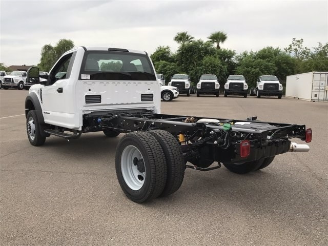 2019 Ford F-450 Regular Cab DRW 4x2, Cab Chassis #KEG06851 - photo 4