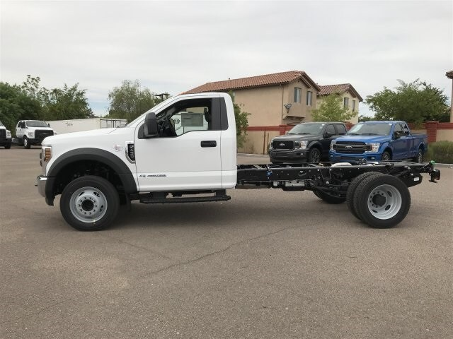 2019 F-450 Regular Cab DRW 4x2, Cab Chassis #KEG06852 - photo 3