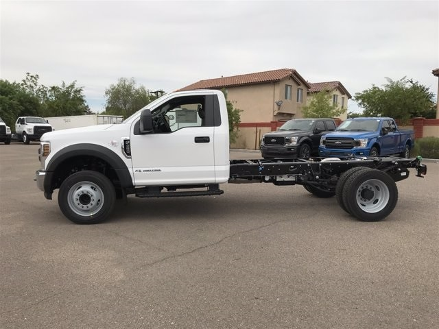 2019 Ford F-450 Regular Cab DRW 4x2, Cab Chassis #KEG06852 - photo 3