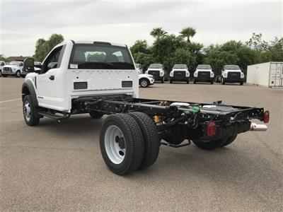 2019 F-450 Regular Cab DRW 4x2, Cab Chassis #KEG06852 - photo 4
