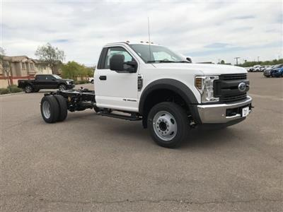 2019 F-450 Regular Cab DRW 4x2, Cab Chassis #KEG06852 - photo 1