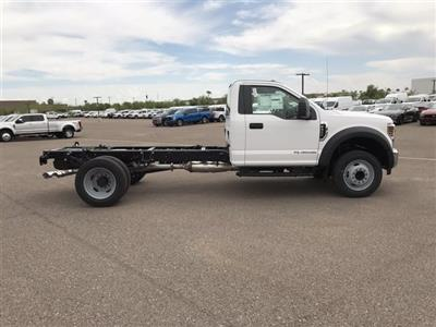 2019 Ford F-450 Regular Cab DRW 4x2, Cab Chassis #KEG06854 - photo 6