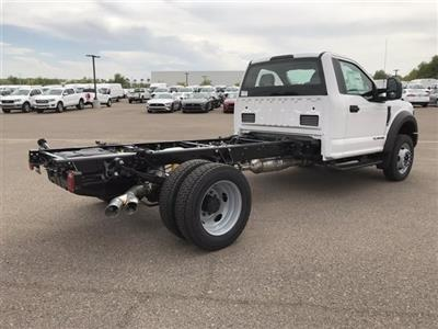 2019 Ford F-450 Regular Cab DRW 4x2, Cab Chassis #KEG06856 - photo 2
