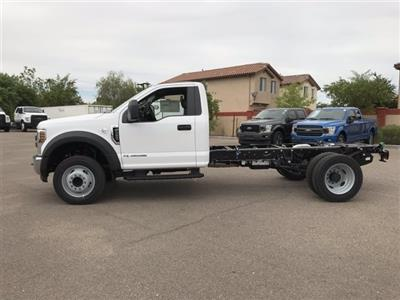 2019 Ford F-450 Regular Cab DRW 4x2, Cab Chassis #KEG06858 - photo 3