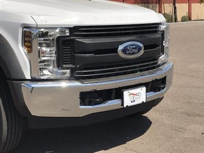 2019 Ford F-450 Regular Cab DRW 4x2, Cab Chassis #KEG06868 - photo 7