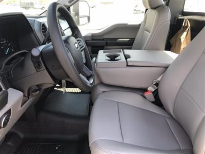 2019 Ford F-450 Regular Cab DRW 4x2, Cab Chassis #KEG06878 - photo 13
