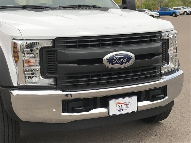 2019 F-450 Regular Cab DRW 4x2, Cab Chassis #KEG06886 - photo 8
