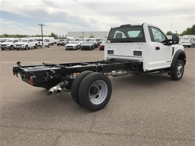 2019 F-450 Regular Cab DRW 4x2, Cab Chassis #KEG06886 - photo 5