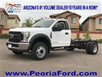2019 F-450 Regular Cab DRW 4x2, Cab Chassis #KEG06886 - photo 1