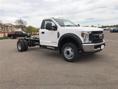 2019 Ford F-450 Regular Cab DRW 4x2, Cab Chassis #KEG06888 - photo 1