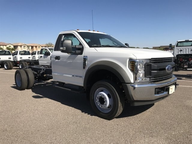 2019 F-550 Regular Cab DRW 4x2, Cab Chassis #KEG10664 - photo 1