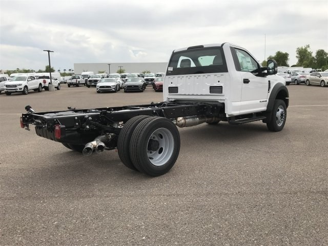 2019 F-550 Regular Cab DRW 4x2, Cab Chassis #KEG10666 - photo 1
