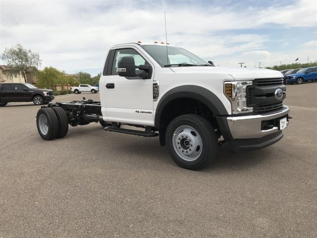 2019 F-550 Regular Cab DRW 4x4, Cab Chassis #KEG10668 - photo 1