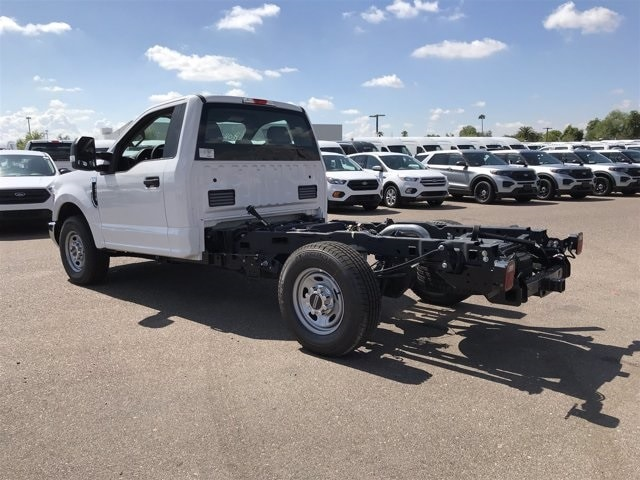 2019 Ford F-250 Regular Cab 4x2, Cab Chassis #KEG13440 - photo 3