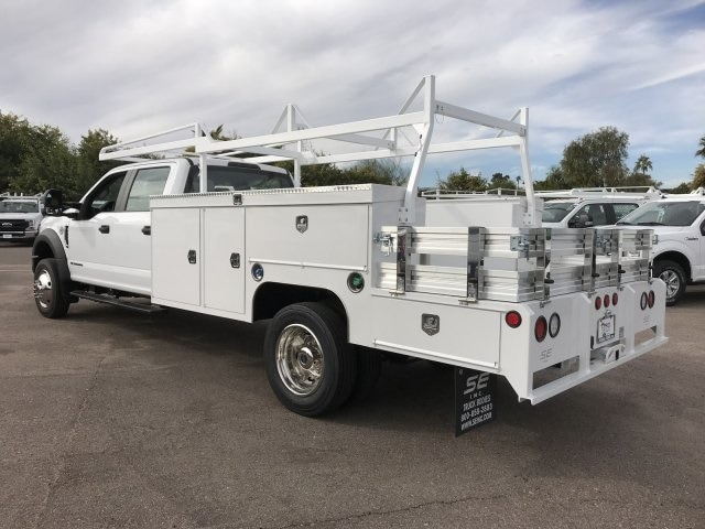 2019 F-550 Crew Cab DRW 4x2, Scelzi SEC Combo Body #KEG17896 - photo 6