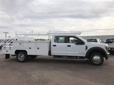 2019 F-550 Crew Cab DRW 4x2, Scelzi SEC Combo Body #KEG17896 - photo 4