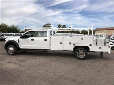 2019 F-550 Crew Cab DRW 4x2, Scelzi SEC Combo Body #KEG17896 - photo 5