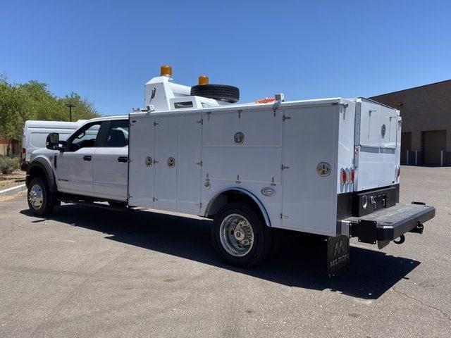 2019 Ford F-550 Crew Cab DRW 4x2, Milron Service Body #KEG51003 - photo 5