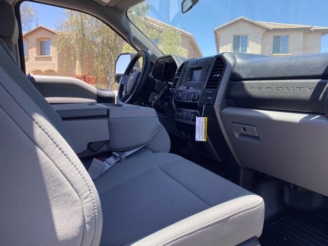 2019 Ford F-550 Crew Cab DRW 4x2, Milron Crane Body #KEG51003 - photo 7