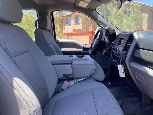 2019 Ford F-550 Crew Cab DRW 4x2, Milron Service Body #KEG51003 - photo 8