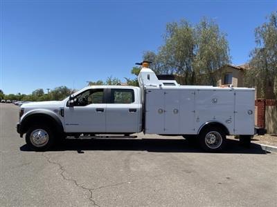 2019 Ford F-550 Crew Cab DRW 4x2, Milron Service Body #KEG51003 - photo 4